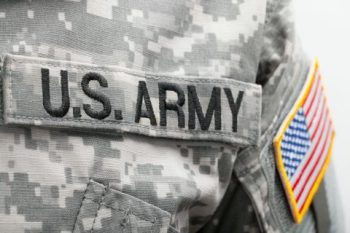 Image of Army uniform